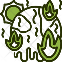 Global Warming Environment Ecology Icon