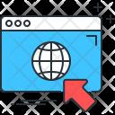 Global webpage Icon