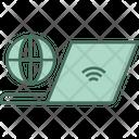 Global Wifi Icon
