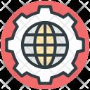 Globalization Icon
