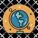 Globe Geography World Icon