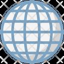 Map Globe Planet Icon