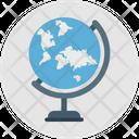 Globe Table Globe Desktop Globe Icon