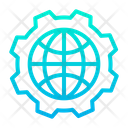 Configuration Global Settings Icon