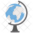 Globe Country Map Manual Map Icon