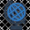 Atlas Earth Globe Icon