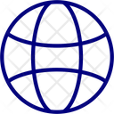 Globe Earth International Icon