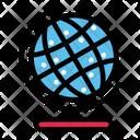 Globe Education World Icon