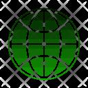 Globe Internet Social Icon