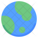 Globe Education Geography Icon