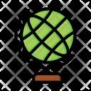 Globe World Global Icon