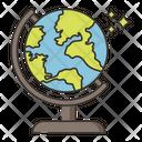 Mglobe Global Location Location Icon