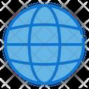Globe Marketing Seo Icon