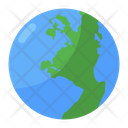 Globe Earth Planet Icon