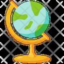 Earth Globe Globe Maps And Location Icon