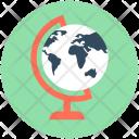 Globe Table Desktop Icon