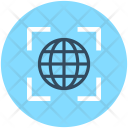 Globe Global Url Icon