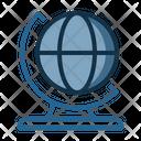 Globe Global School Icon
