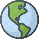 Globe Earth Global Icon