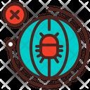 Globe Internet Virus Internet Bug Icon
