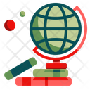Globe Earth Planet Icon