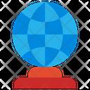 Globe Global Internet Icon
