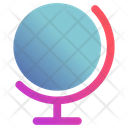 Globe Global Office Icon