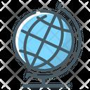 Globe Geography Icon