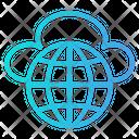 Globe Worldwide Network Icon