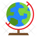 Globe Geography Earth Icon