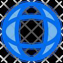 Globe Earth User Interface Icon