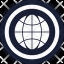 Globe Globel Map Icon