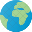 Globe Earth Global Icon