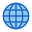 Geography Globe World Icon