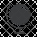 Globe Map Atlas Icon