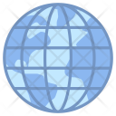 Globe Geography Icon