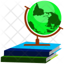 Book Earth Education Icon