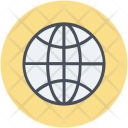Globe International Worldwide Icon