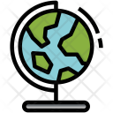Earth Worldwide Globe Icon