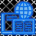 Globe Education Icon
