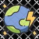 Globe energy Icon