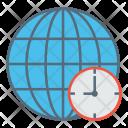 Globe Globel International Icon