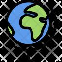 Globe School Childhood Icon