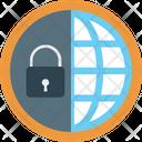 Globe Security Icon