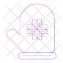 Glove Winter Holiday Icon