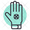 Glove Accessory Cold Icon