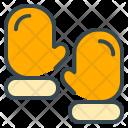 Glove Mitten Icon
