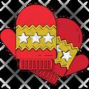 Glove Mitten Winter Glove Icon