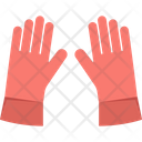 Care Glove Hand Icon