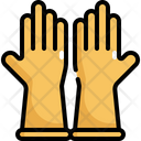 Glove Hygiene Clean Icon